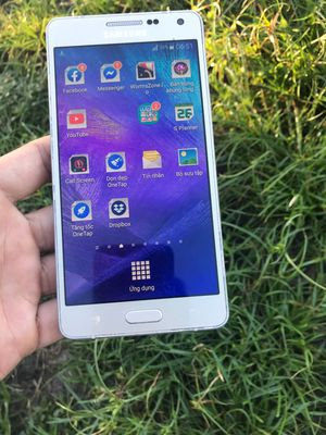 Samsung Galaxy A5 16 GB vàng hồng