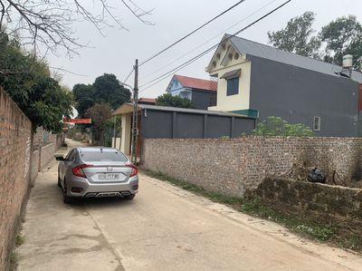 Đất sổ đỏ Thái Lai Minh Trí gần sân golf Sóc Sơn