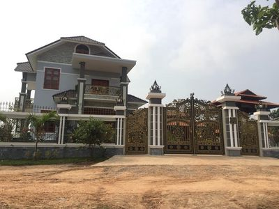 Biệt thự nghỉ dưỡng 5000m xã Phước Hiệp, Củ Chi.