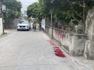 Bán đất Trường Thọ cách KCN Tràng Duệ 5p đi xe