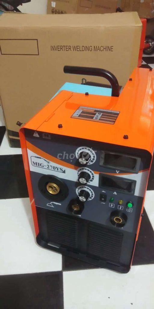 0966714988 - MÁY HÀN MIG JASIC 270YS(tích hợp 2 nguồn điện)