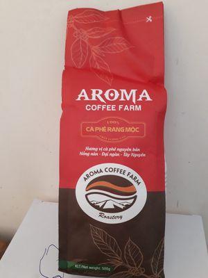 Cà phê nguyên chất Đaklak