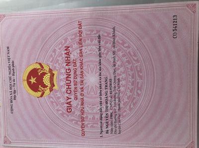 Đất đầu tư xã Bình Khánh  3ty3 trọn sổ