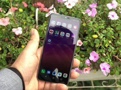 LG G7 64gb/ 4G- Chip S845 | Mạnh mẽ | Sang Trọng |