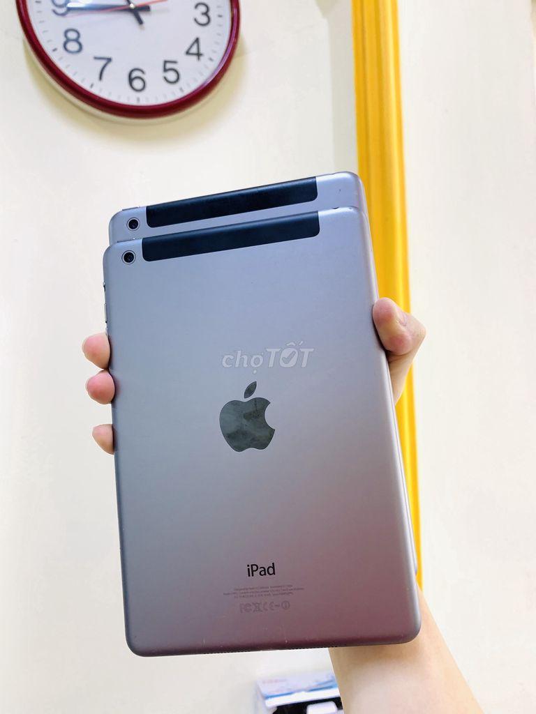 iPad Mini - 3G - 16GB - màu xám