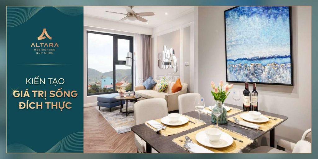 Cập nhật bảng giá căn hộ altara residences qn
