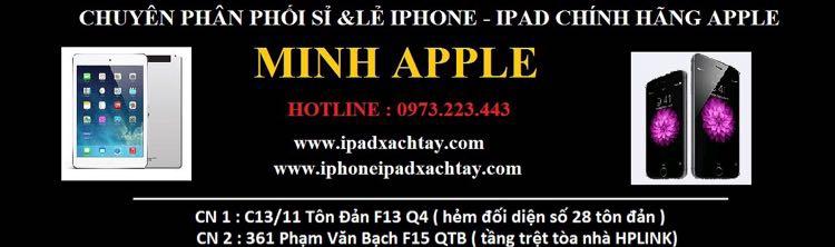 Cửa hàng iPhone ipad xách tay
