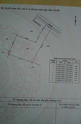 Bán đất vườn khu dân cư, dt=505m, đường nhựa,