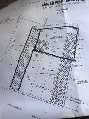 Đất nhà Quận 8 327m²