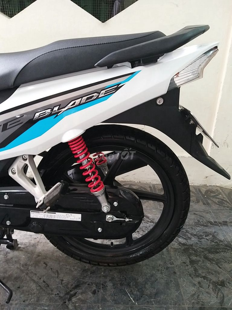 0393873666 - Honda Blade 110c 2020 vành đúc, đi hơn 3000km