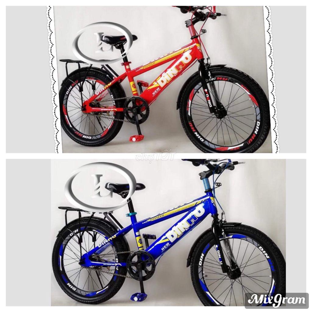 Xe đạp thời trang cho bé trai 7 tuôi trở lên